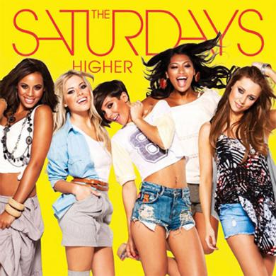 The Saturdays - Higher - 7th Heaven Remix (video & lyrics) - 2010