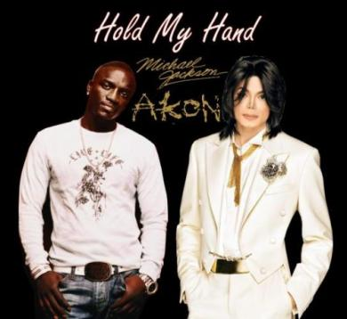 Michael Jackson ft. Akon - Hold My Hand (video & lyrics) - 2010